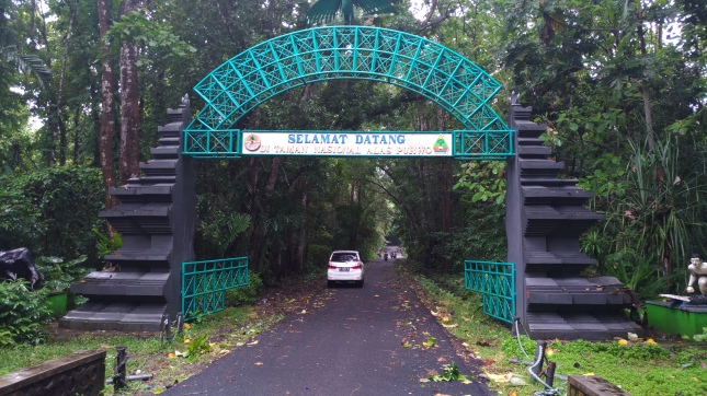 Gerbang alas Purwo