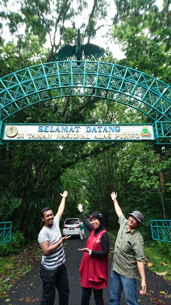 Team Expedisi Alas Purwo